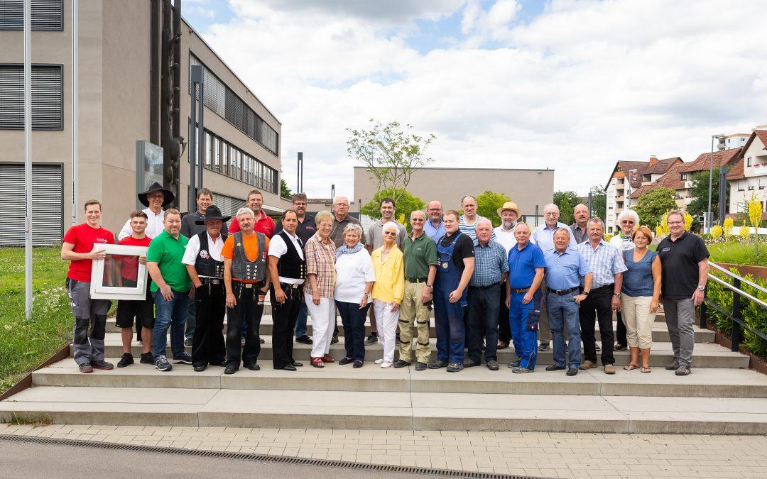 60+Seniorenfreundliche Handwerks-Initiative voller Elan und neuen Konzeptionen